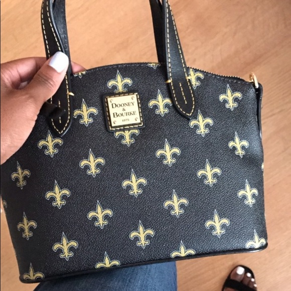 c85cc175 Dooney & Bourke Bags | Dooney Bourke New Orleans Saints Leather ...